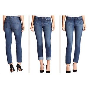 William Rast Slim Straight Skinny Jeans
